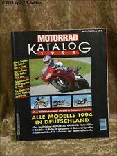 Motorrad Katalog Nr. 25 1994