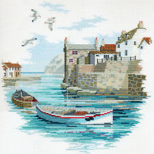 Derwentwater Designs isolé port Cross Stitch Kit