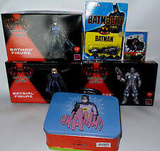BATMAN / BATMAN & ROBIN : MODEL KITS, BATMOBILE, TIN, MAGNETS (TK)