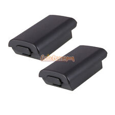 Lot 2 Battery Pack Cover Case Shell for Xbox 360 Xbox360 Game Controller