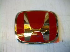 ORIGINALE HONDA CIVIC TYPE R griglia Badge emblema 2004-2005
