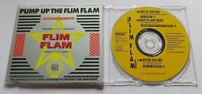 Tolga Flim Flam Balkan - PUMP UP THE FLIM FLAM - Maxi CD Single 1988