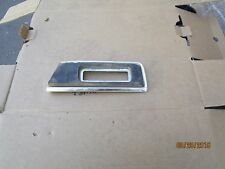 1980's 1981 1989 Dodge Ram Truck Driver Front Fender Lower Front Trim Molding