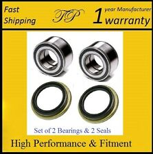2000-2006 Toyota Tundra 2WD Front Wheel Hub Bearings & Seals (PAIR)