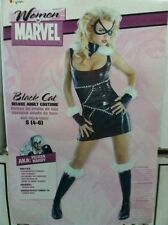 BLACK CAT DELUXE ADULT COSTUME SIZE SMALL SPIDER-MAN FELICIA HARDY