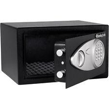 Security Safe 0.4 Fireproof Home Gun Box Digital Wall Hidden Small Cubic Feet
