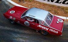 Probuild de 1/32 gtm slot kit mercury cougar dan gurney c1967 #98 m/b rtr