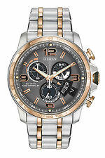 Citizen Eco-Drive AT Perpetual Calendar Two-Tone Steel Men's Watch BY0106-55H