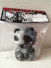 Hello Kitty Balzac Secret Base Black Edition Sanrio Collectible sofubi Japan LE