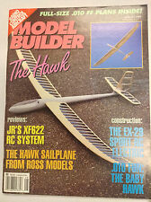 Model Builder Magazine Jr's XF622 RC System The EX-29 August 1994 040917nonrh