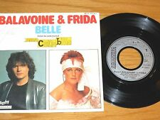 1982 FRANCE 45 RPM/PICTURE SLEEVE with ABBA MEMBERs -