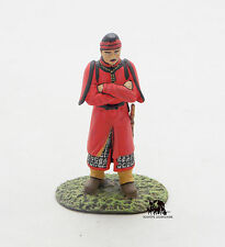 Figurine Altaya Moyen age Homme d'armes Chinois VIe siècle Figure Lead soldier