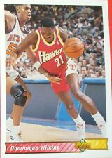CARTE  NBA BASKET BALL 1993  PLAYER CARDS DOMINIQUE WILKINS (97)