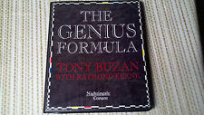 The Genius Formula 6 Cassette Audiobook Tony Buzzan Chairman of Brain Foundation