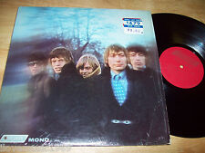 """1967 MONO Rolling Stones 12"""" LP Between the Buttons EXCELLENT in PLASTIC LL 3499"""