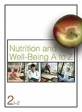 Nutrition and Well-Being A-Z (Two Vol. Set)-ExLibrary