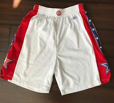 Reebok 2005 NBA All-Star Game Western Conference Shorts Denver XL White