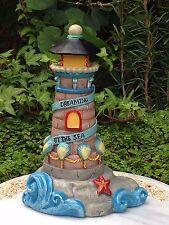 Miniature Dollhouse FAIRY GARDEN ~ Ocean UNDER THE SEA Lighthouse ~ NEW