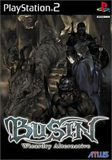 Used PS2 Busin: Wizardry Alternative   Japan Import (Free Shipping)