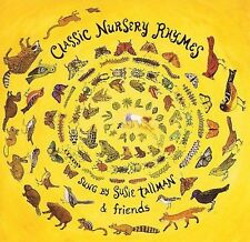 Classic Nursery Rhymes CD Susie Tallman 37 Songs BABY SHOWER GIFT Wishing Well