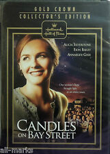 "Hallmark Hall of Fame ""Candles on Bay Street""  DVD- New & Sealed"