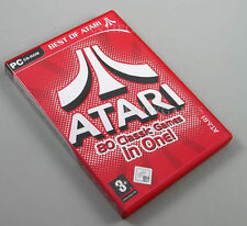 Atari 2600 - 80 Classic games in one (PC, 2004, DVD-box)