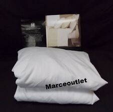 Hotel Collection 600 Thread Count Cotton KING EXTRA DEEP Fitted Sheet White