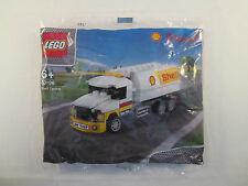 Lego Racers Shell V-Power - 40196 Shell Tanker  - NEW SEALED