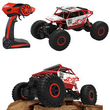 1:18 2.4GHZ 4WD Radio Off Road RC Car Auto Buggy Monster Truck + Remote Control
