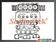 Mitsubishi 2.4L 4G69 Cylinder Head Gasket Set w/ Bolts kit SOHC 16V MIVEC Engine
