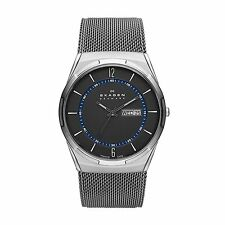Skagen SKW6078-Men's Watch Analogue Quartz Silver Titanium Bracelet