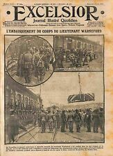 Versailles Quartermaster Reginald Warneford Royal Naval Air Service UK WWI 1915