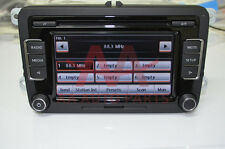 VW Volkswagen RCD510 Head Unit for Golf Jetta EOS Passat Tiguan Polo 5ND035190