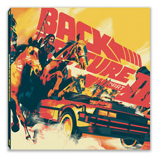 Back To The Future 3 - 2 x LP Gatefold Vinyl - Limited Edition - Alan Silvestri