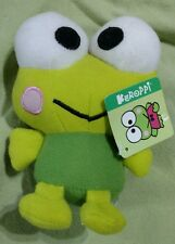 Sanrio KEROPPI Plush Frog Fiesta Stuffed Animal Toy 6 Inch