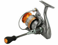 OKUMA RAW II 30 MATCH basso Carpa Barbel PIKE SPINNER PESCA MULINELLO SALE MARINO Bass