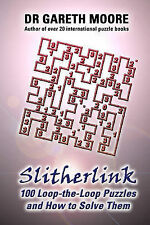 Slitherlink: 100 Loop-The-Loop Puzzles and How to Solve Them by Gareth Moore...