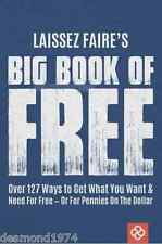 BIG BOOK OF FREE!-PDF E-BOOK-FAST SHIPPING!