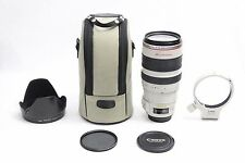 Canon EF 28-300mm L IS USM Lens EXCELLENT EOS DIGITAL CAMERA +BONUS CPL Filter