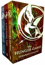 The Hunger Games 3 Books Set Foil Edition Suzanne Collins, Catching Fire