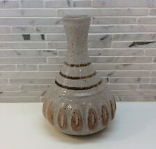 Pottery Craft Robert Maxwell Vintage Small Pottery Vase Weed Pot Danish Modern