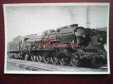 PHOTO  FOREIGN STEAM LOCO00