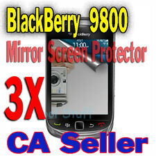 3X Mirror Screen Protector BlackBerry Torch 9810 9800