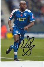 LEICESTER CITY HAND SIGNED BARRY HAYLES 6X4 PHOTO.