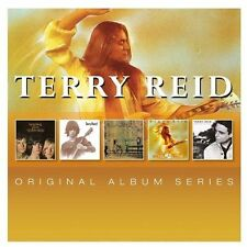 TERRY REID 5CD NEW Bang Bang You're/Terry Reid/River/Rogue Waves/Driver