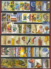INDIA 2015 Complete Year Set of 49 Commemorative Stamps MNH