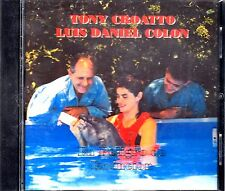 """Tony Croatto y Luis Daniel Colón """"En Peligro de Extinción""""- CD"""