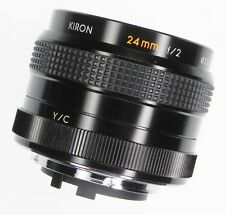 Kiron 24mm f2 Contax mount  #10203430