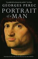 Portrait Of A Man, by Perec, Georges, Very Good Book