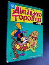 ALMANACCO TOPOLINO  1963 N°  7 - OTTIMO CON FIGURINE